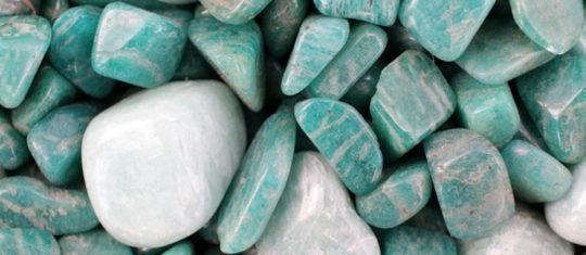 pierres turquoise