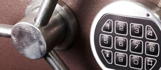 Coffres et armoires de sécurité