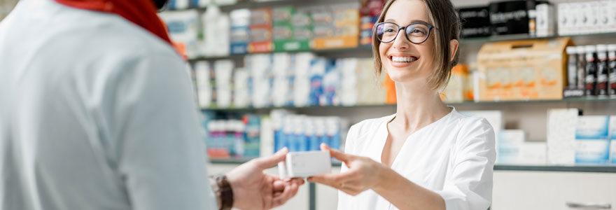 Trouver rapidement une pharmacie de garde à Caen