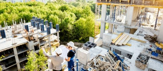 Projet de construction de maison