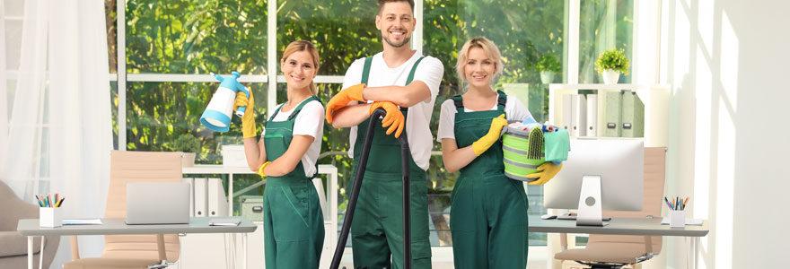 Appels d'offre nettoyage
