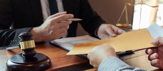 Cabinet d'avocats en franchise